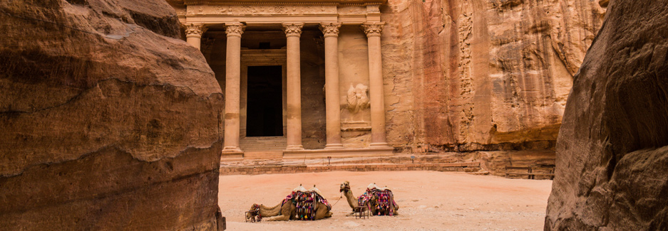 Luxury Travel to Jordan Vacation Packages with Ker & Downey Tour Operator
