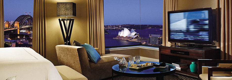 Four Seasons Hotel Sydney - Luxury Australia Travel - Ker & Downey