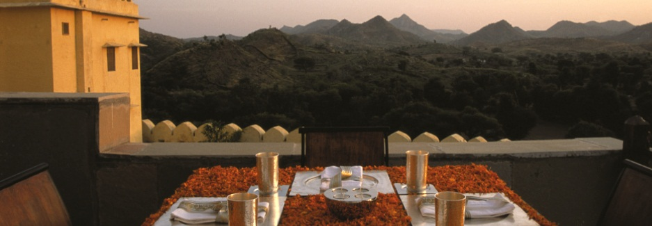 Devi Garh - Ker & Downey - Luxury India Hotel