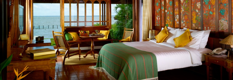 Kumarakom Lake Resort - Ker & Downey - Luxury India