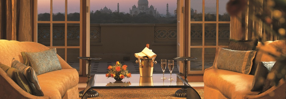 Oberoi Hotel Amarvilas - Oberoi Amarvilas - Luxury Agra Hotel - Ker & Downey