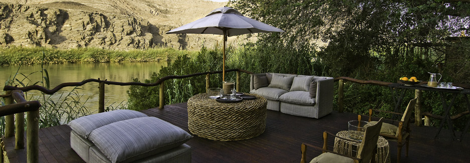 Serra Cafema Camp - Skeleton Coast - Luxury Namibia