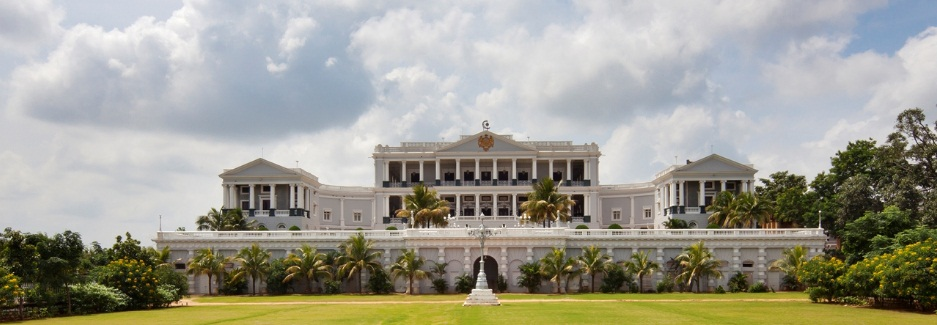 Taj Falaknuma Palace - Ker & Downey - India Luxury Hotel