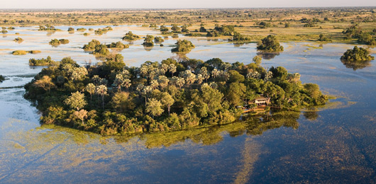 The Botswana Big 5: 5 Properties, 5 Ecosystems