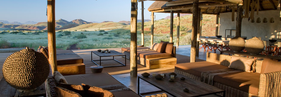 Damaraland Camp - Damaraland - Namibia Luxury Safari