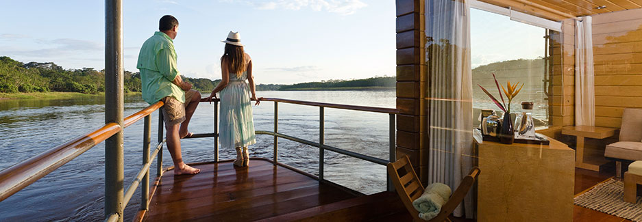 Delfin I | Luxury Amazon Cruise | Peru Luxury Travel | Ker Downey