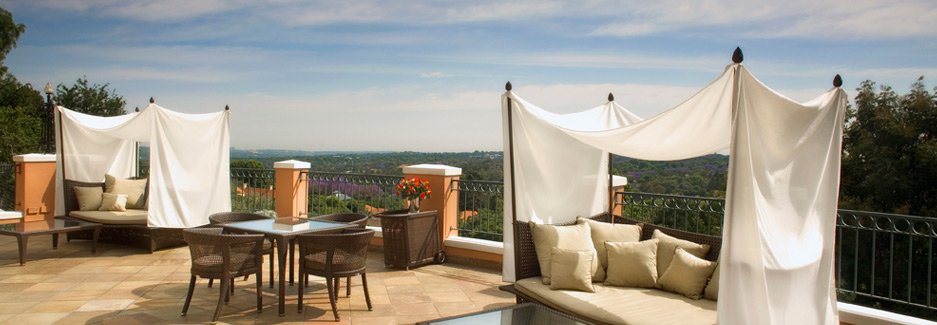 Four Seasons The Westcliff Hotel | Luxury South Africa Safari | Ker Downey