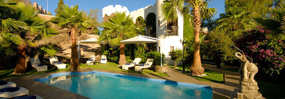 Hotel Heinitzburg - Luxury Windhoek - Luxury Namibia Safari - Ker & Downey