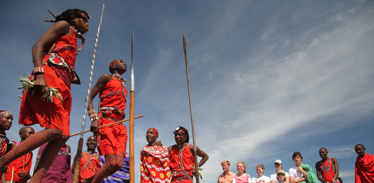 Land of the Masai