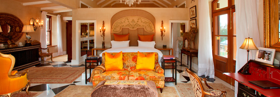 La Residence   The Winelands   Luxury South Africa Travel