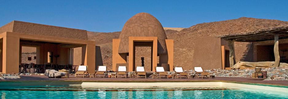 Okahirongo Elephant Lodge - Okahirongo - Damaraland