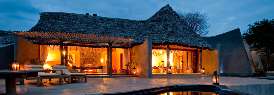 ol Donyo Lodge | Amboseli | Luxury Kenya Safari | Ker Downey
