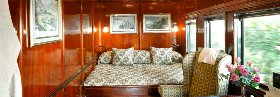 Rovos Rail | Luxury Train | Luxury South Africa