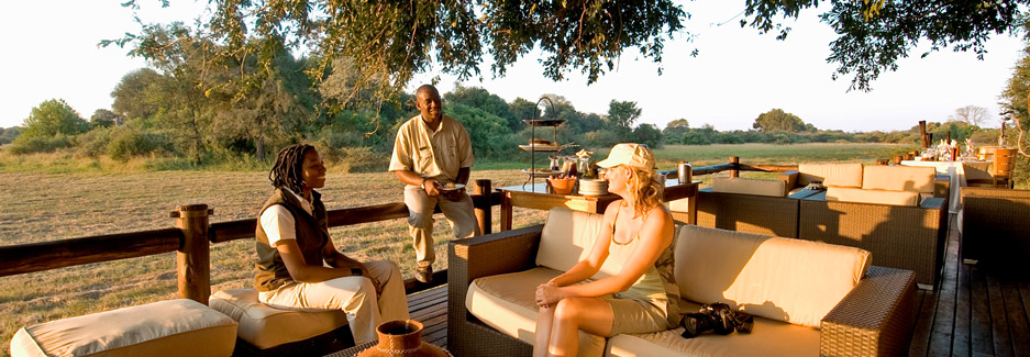 Sanctuary Chiefs Camp | Luxury Botswana Safari | Africa | Ker & Downey