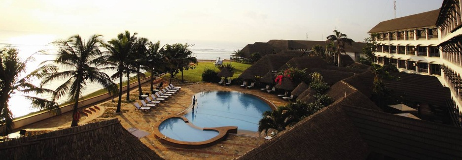 Sea Cliff Hotel | Luxury Tanzania Safari | Ker Downey