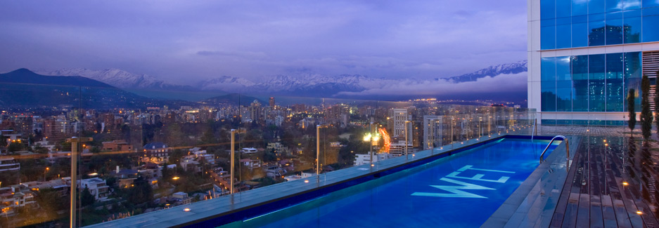 W Santiago | Santiago Region | Chile Luxury Travel | Ker Downey