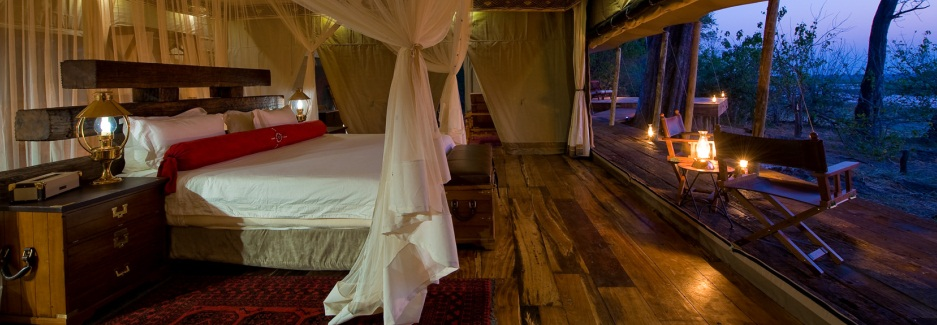Zarafa Camp | Luxury Botswana Safari | Africa | Ker & Downey