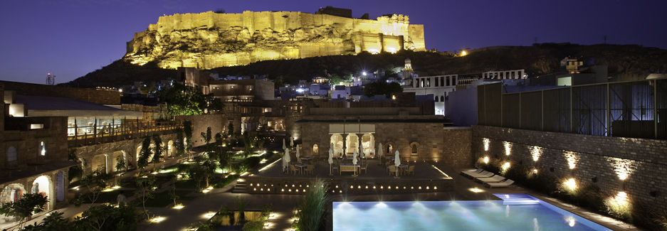 RAAS Hotel - Ker & Downey - India Luxury Travel