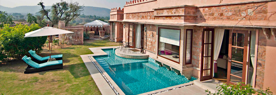 Tree of Life Resort & Spa - Ker & Downey - Luxury India Spa