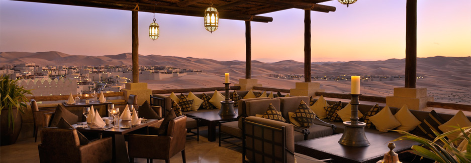 Qasr Al Sarab Desert Resort by Anantara | Luxury Travel UAE | Ker Downey