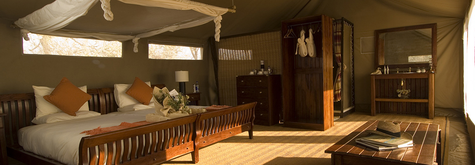 Linyanti Bush Camp| Linyanti | Luxury Botswana Safari | Africa | Ker & Downey
