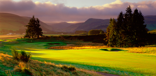 Famed Fairways of Scotland
