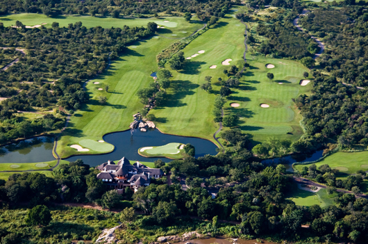 Leopard Creek Aerial