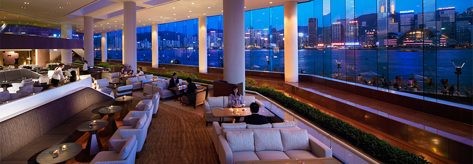InterContinental Hong Kong | China | China Luxury Hotel | Ker Downey