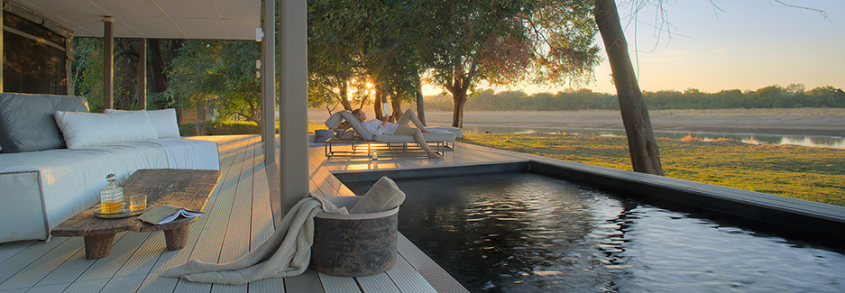Chinzombo Camp | South Luangwa | Zambia Luxury Safari