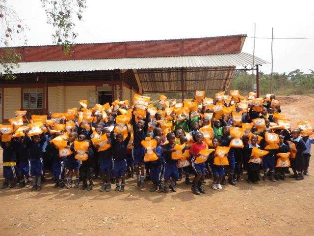 Exciting News for Ker & Downey's Nets for Africa Program