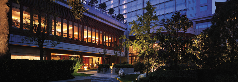 Shangri-La Hotel Xi'an - Luxury China Hotel - Ker & Downey