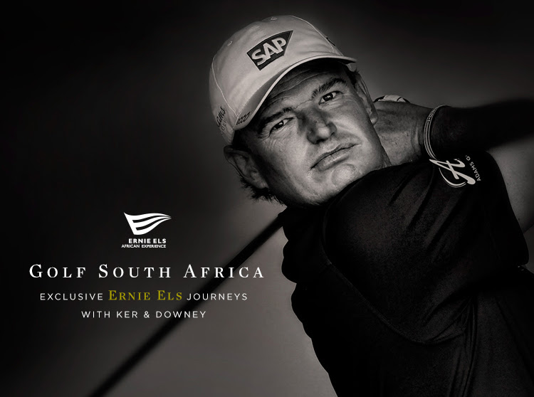 Golf South Africa: Exclusive Ernie Els journeys with Ker & Downey