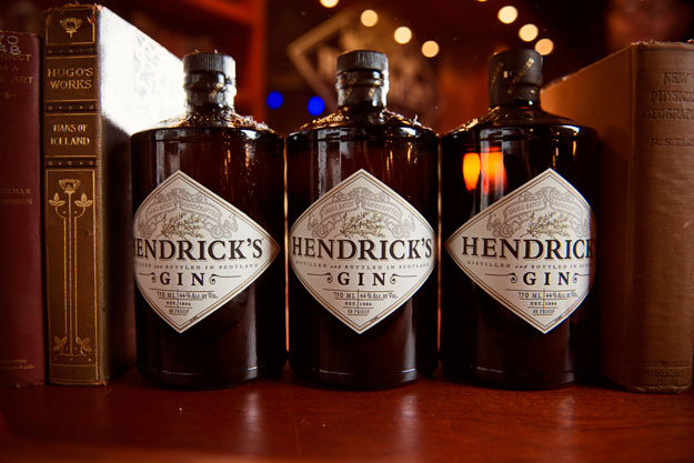 Celebrate Thanksgiving with Hendrick's Gin Recipes from Around the World