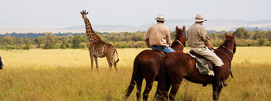 Horse Back Riding Holidays | Horse Safaris | Ker & Downey