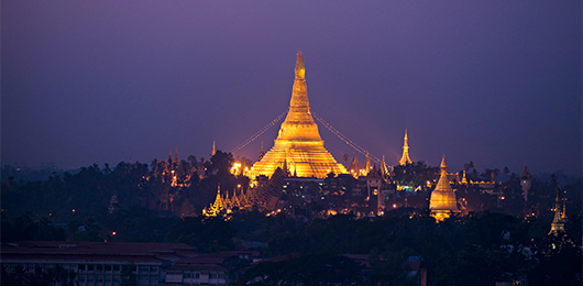 Jewels of Myanmar