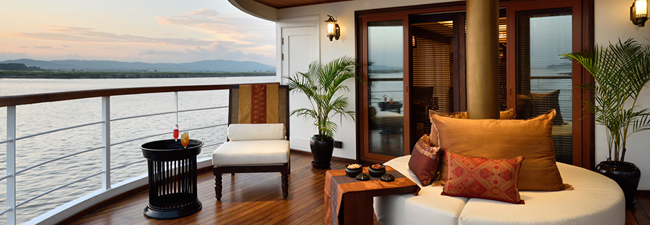 Sanctuary Ananda - Luxury Myanmar River Cruise - Ker Downey