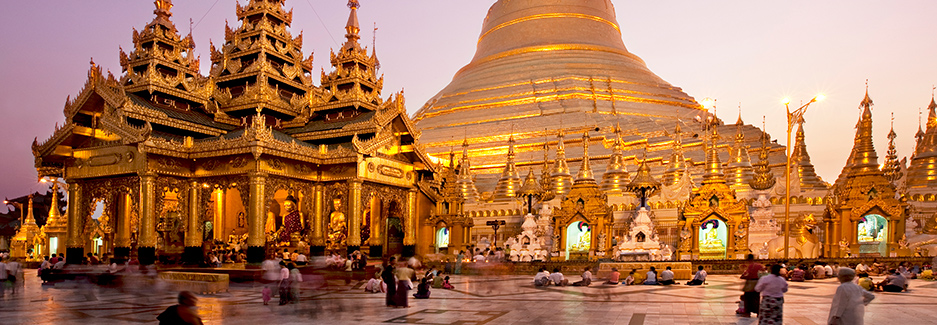 Yangon | Myanmar Luxury Travel | Burma Luxury Travel