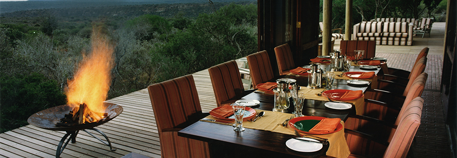 kwandwe Ecca lodge | Luxury South Africa Safari | South Africa
