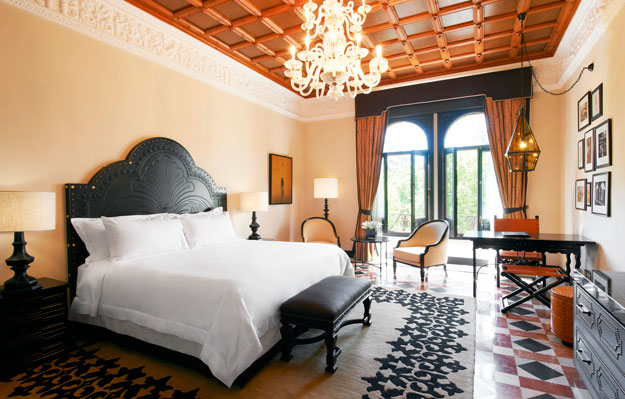 hotel alfonso spain