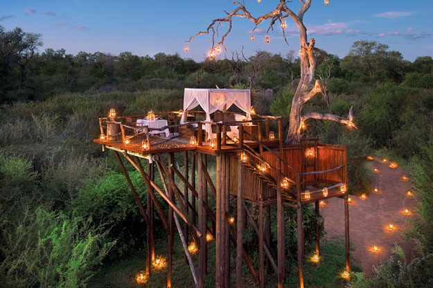Africa Sleepouts | Lion Sands Chalkley Treehouse, South Africa | Ker Downey