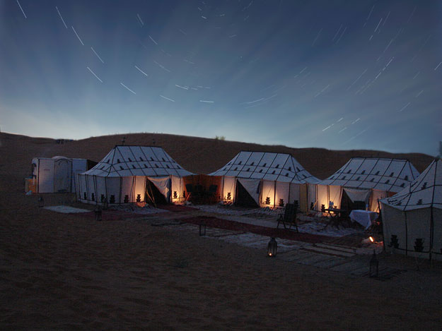 Africa Sleepouts | Private Tented Camp Merzouga, Morocco | Ker Downey