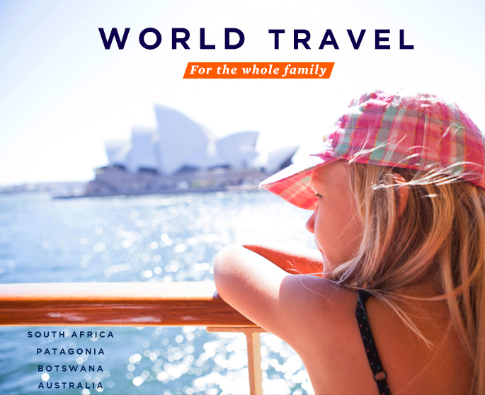 World Travel for the Whole Family