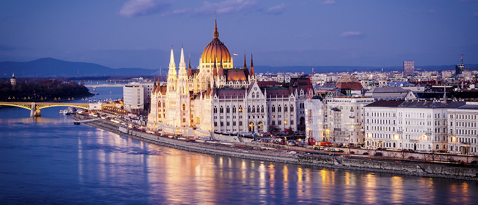 Budapest Hungary | Luxury European Travel | Ker Downey