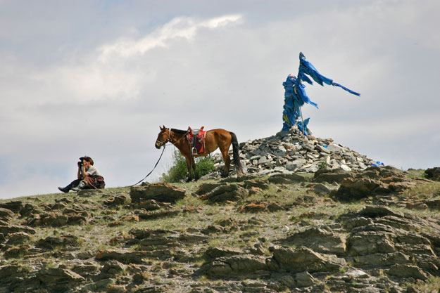 mongolia horseback journeys