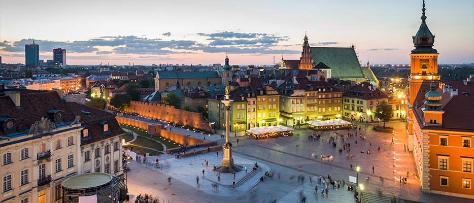 Warsaw Poland | Luxury European Travel | Ker Downey