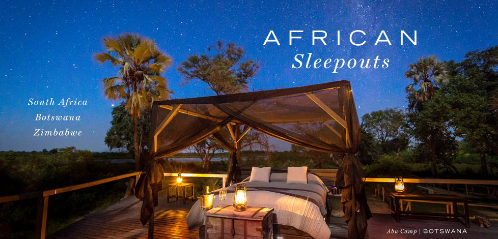 Africa Sleepouts