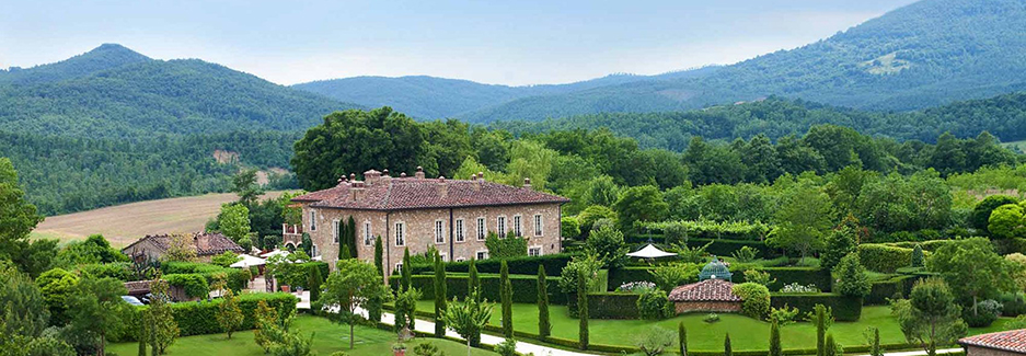 Borgo Santo Pietro | Italy Luxury Travel | Ker Downey