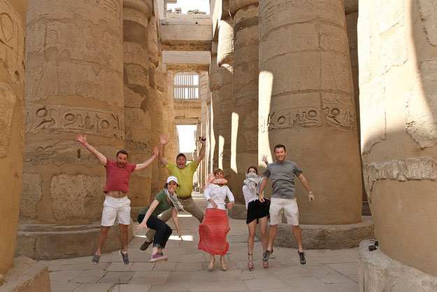 Temple of Karnak | Egypt Luxury Travel | Ker Downey