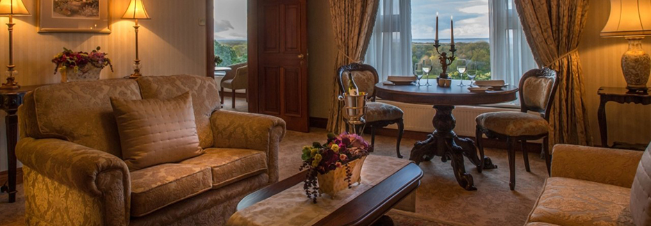 Glenlo Abbey Hotel | Ireland Luxury Travel | Ker Downey