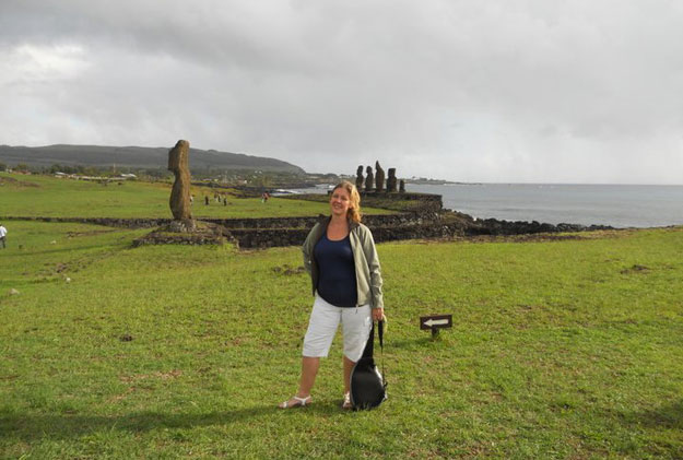 Lisa Rhody | Easter Island Luxury Travel | Ker Downey